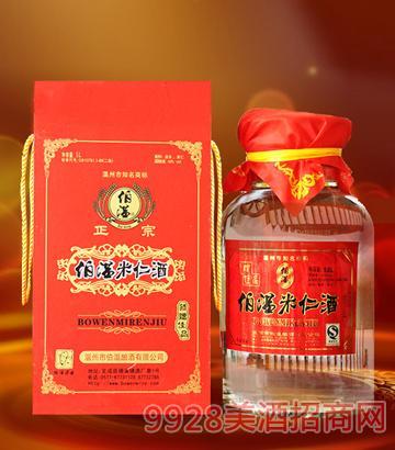 伯温米仁酒5L