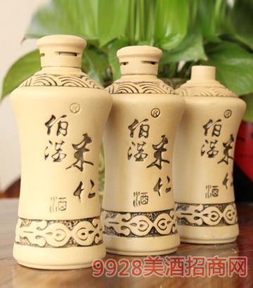伯温米仁酒