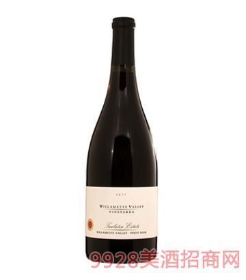 维拉米特谷图拉丁黑皮诺干红葡萄酒
