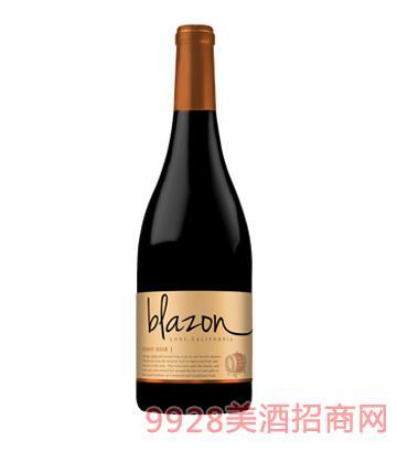 布拉诺黑皮诺红葡萄酒