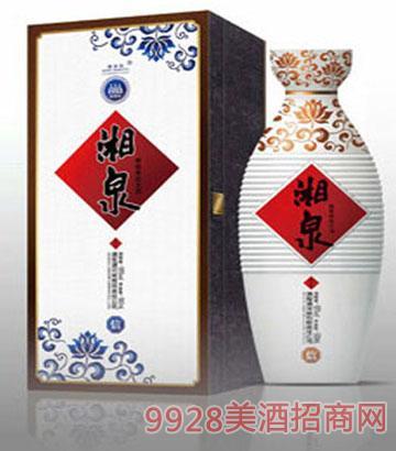 湘泉新品系列--信酒