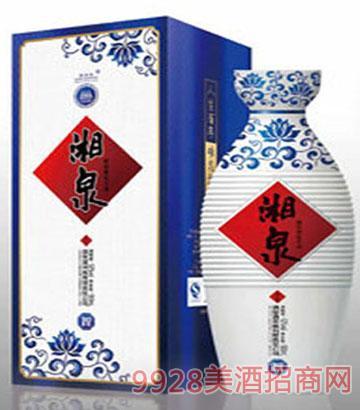 湘泉新品系列--智酒