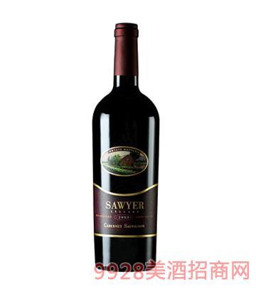 帅爷酒窖赤霞珠红葡萄酒