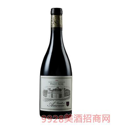 爱之堡黑皮诺红葡萄酒