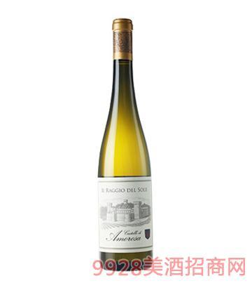 爱之堡巴乔之光白葡萄酒