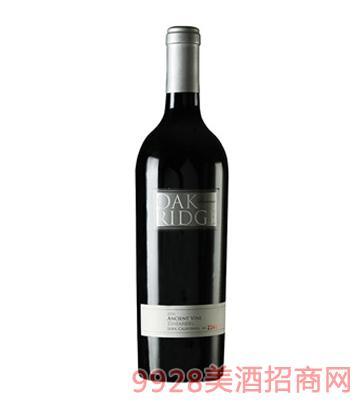 豪客庄园珍藏版古藤仙粉黛红葡萄酒