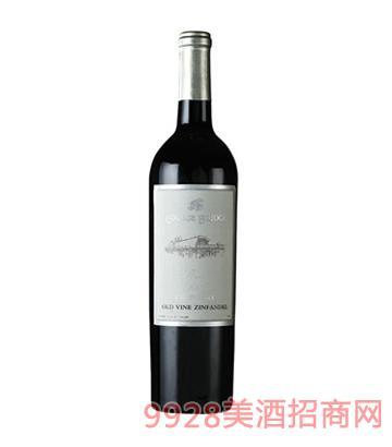 廊桥珍藏版百年古藤仙粉黛红葡萄酒
