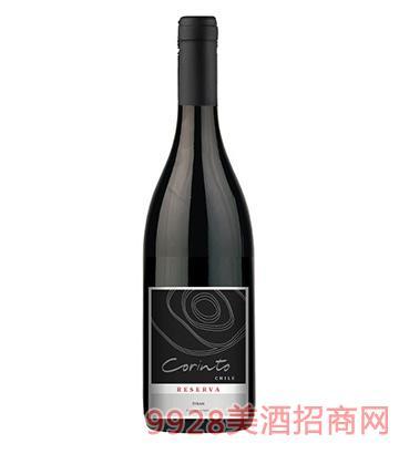 歌图庄园珍藏西拉干红葡萄酒