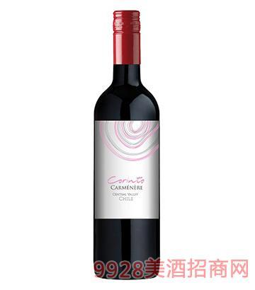 歌图庄园—精选佳美娜干红葡萄酒
