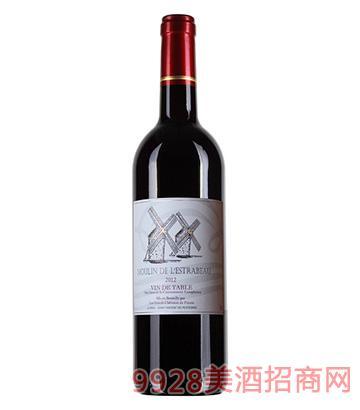 风车磨坊AOC干红葡萄酒