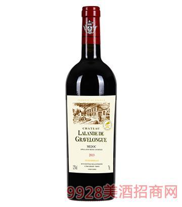 天堂谷酒庄拉德芳斯梅多克干红葡萄酒