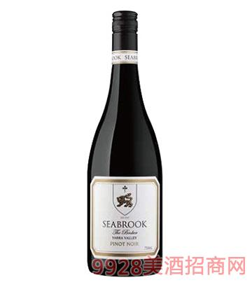 西布鲁克酒庄经纪人干红葡萄酒