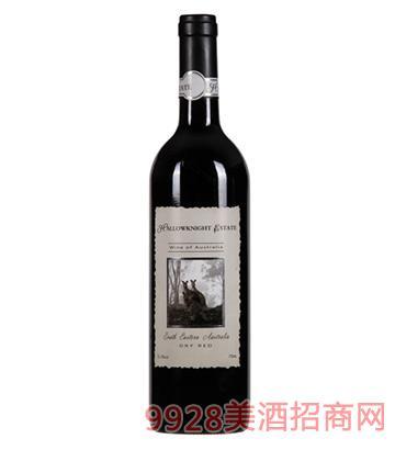 圣骑庄园-银袋鼠干红葡萄酒