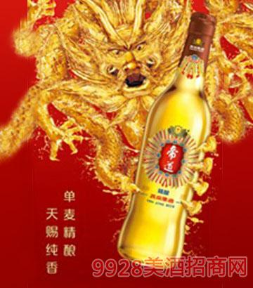 燕京啤酒单麦精酿天赐纯香