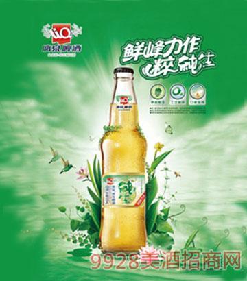 漓泉啤酒水晶
