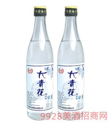 大青花酒500mlx12
