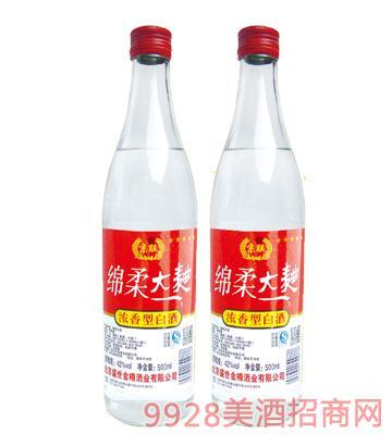 綿柔大曲酒500mlx12