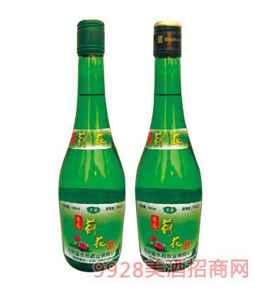 生态荷花酒480ml