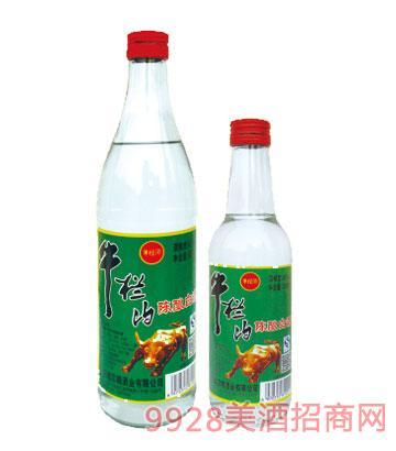 牛栏沟陈酿白酒