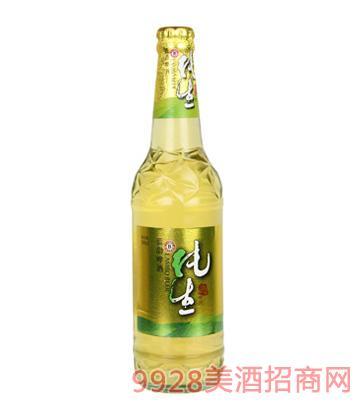 蓝渤啤酒纯生态500ml