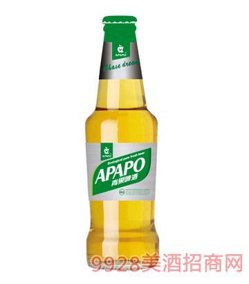 青果啤酒460ml