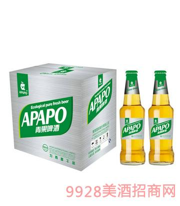 青果啤酒460mlx12纸箱