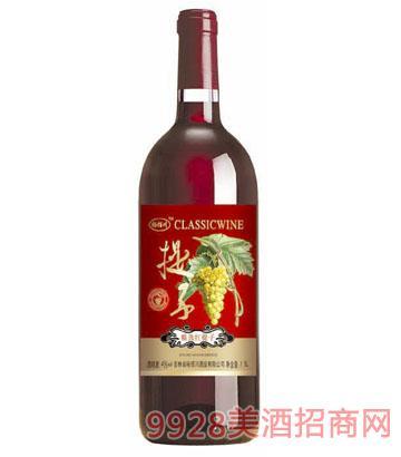 裕佰川精选红提子葡萄酒