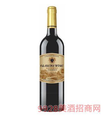 裕佰川红葡萄酒