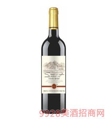 裕佰川赤霞珠红葡萄酒