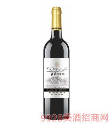 裕佰川经典干红葡萄酒