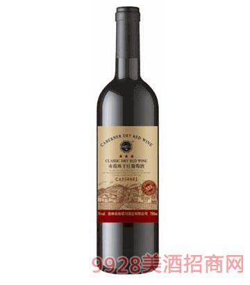 裕佰川赤霞珠干红葡萄酒
