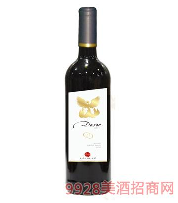安祈美乐红葡萄酒