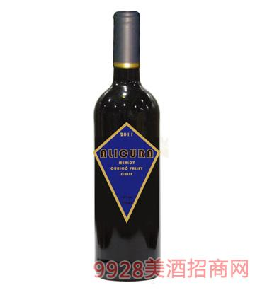 爱丽卡美乐红葡萄酒