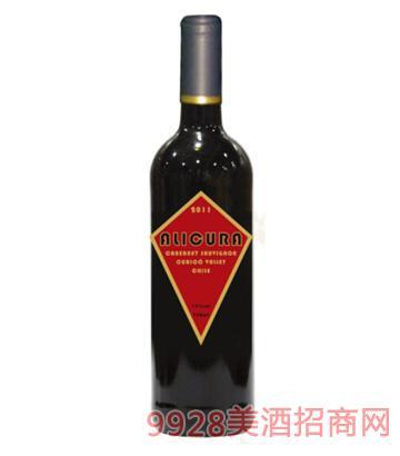 爱丽卡赤霞珠红葡萄酒
