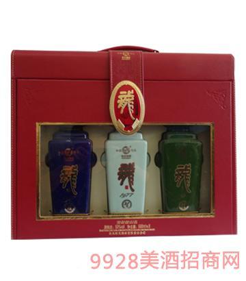 慧源龙礼盒酒