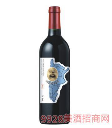 蒙特尔西拉干红葡萄酒750ml13%vol