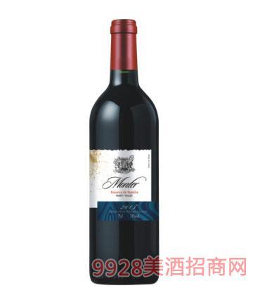 蒙特尔吕丽珠干红葡萄酒750ml13%vol