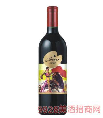 斗牛干红葡萄酒750ml13%vol