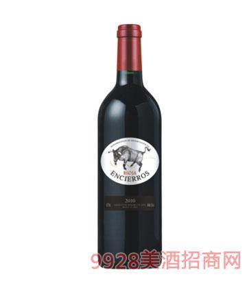 奔牛干红葡萄酒750ml13%vol