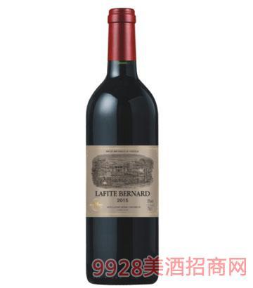 拉菲柏纳希泊伦干红葡萄酒750ml13%vol