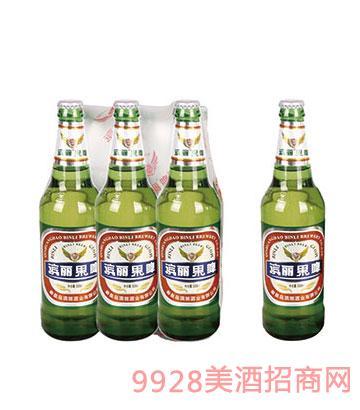 滨丽果啤500ml×9-塑包啤酒