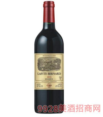 拉菲柏纳菲尔斯干红葡萄酒750ml13%vol