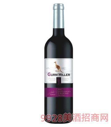 格姆米勒西拉干红葡萄酒
