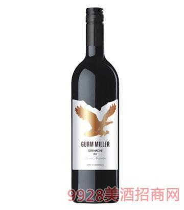 格姆米勒金鹰歌海娜干红葡萄酒