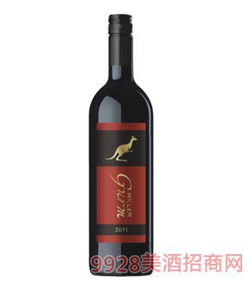 格姆米勒赤霞珠干红葡萄酒