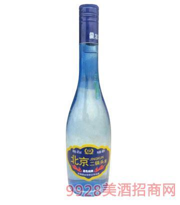 北京二锅头蓝色经典酒
