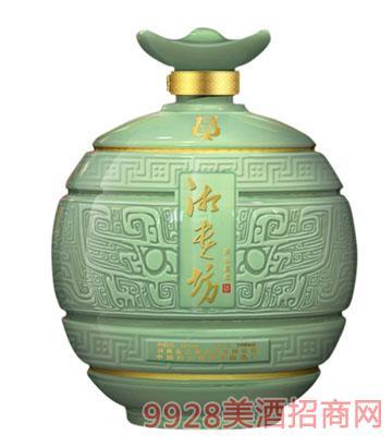 三湘九泰湘贵州坊浓香型52度酒