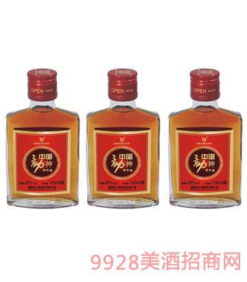 中国勐神三瓶酒