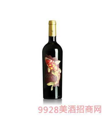 傲鱼珍藏梅洛红酒