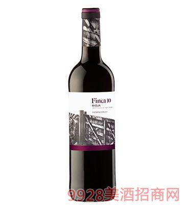 福斯蒂诺庄园十号里奥哈红葡萄酒